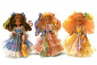 Lady LovelyLocks dolls
